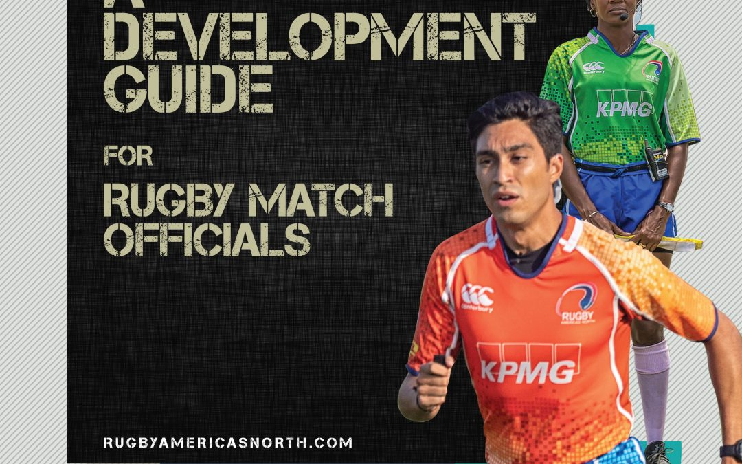 RAN creates Match Official Development Guide