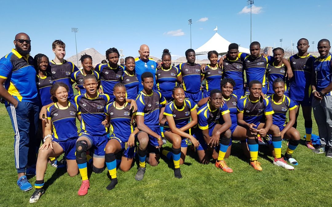 MURRELL ON A MISSION: RUGBY BARBADOS' VP INSPIRING THE NEXT GENERATION