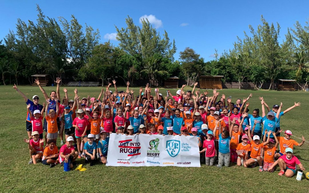 Well-attended Cayman Islands Girls Rugby camp a 'huge success'