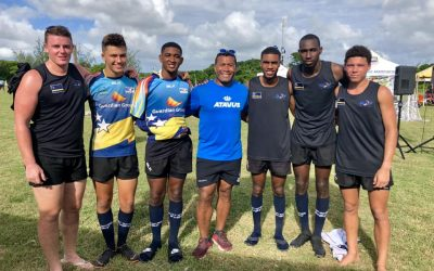 VIDEO: MEET ROB PERRY, CURAÇAO RUGBY FEDERATION'S HEAD COACH