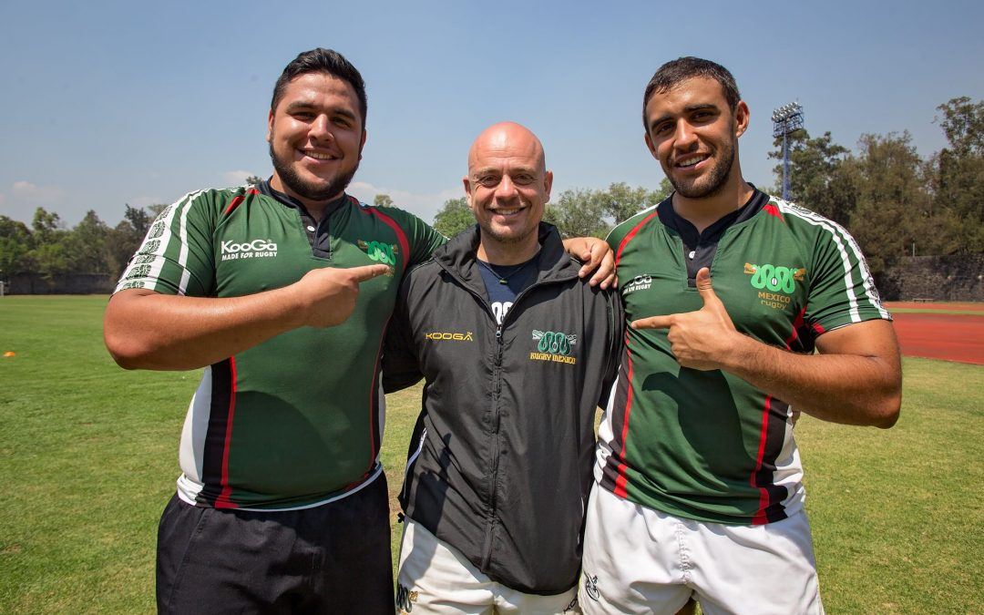 From 76 to 43: New era for Rugby Mexico under Head Coach Ruben Duque