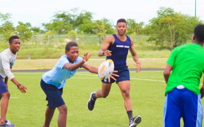 OFoundation sets sights on national rugby program in Haiti