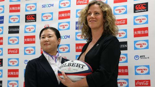 "Lesley McKenzie: ""I'm not in the game to be a female head coach – I'm a rugby coach"""