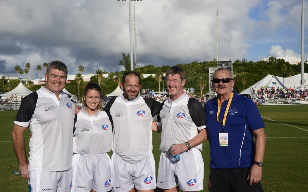 Q&A with Dennis Dwyer: RAN Treasurer (Cat C and RAN's World Rugby Council Rep)