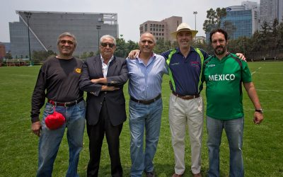 Q&A with Miguel Carner: Rugby Americas North's EXCO President