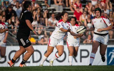 RAN OFFLOAD: CANADIAN INTERNATIONAL TURNED HEAD COACH JESS NEILSON