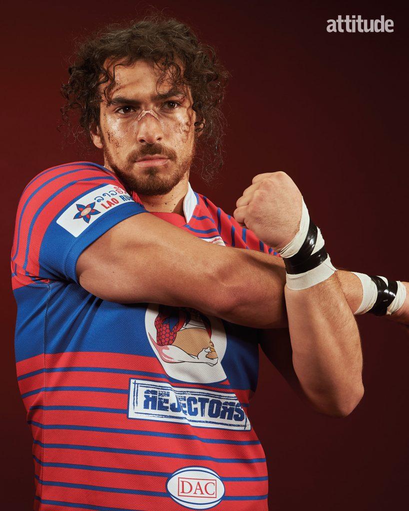 Devin Ibañez - USA Rugby