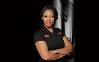 Maria Thomas honoured to be elected TT Rugby Football Union president