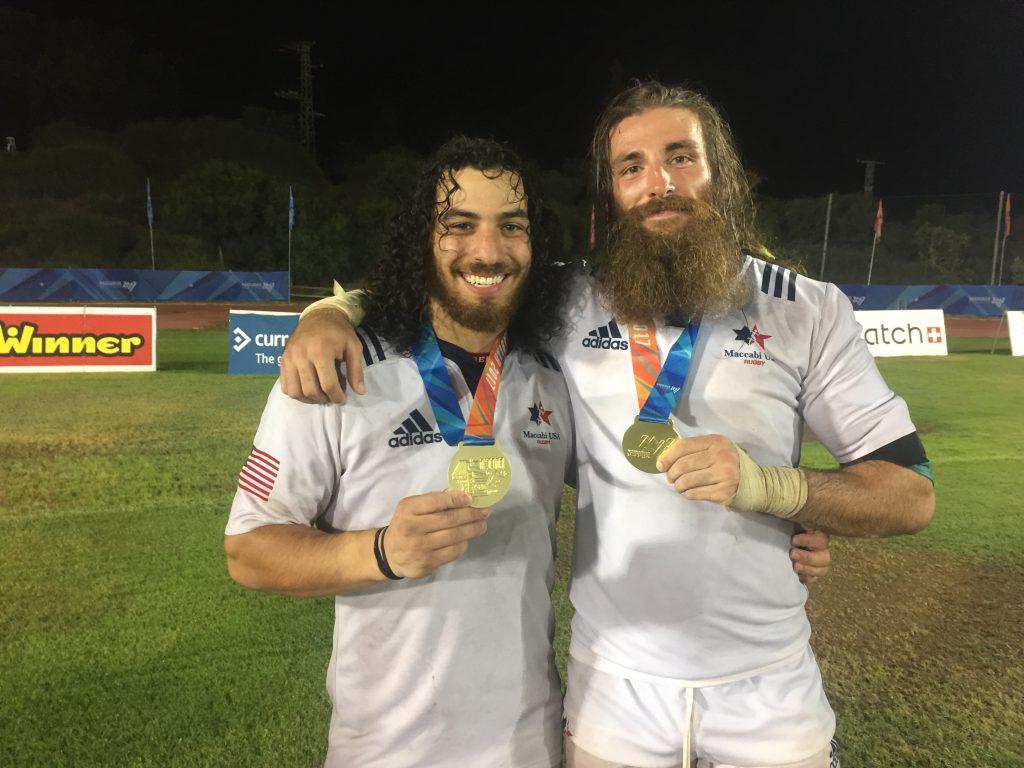 Devin Ibanez - World Maccabiah Games in Israel