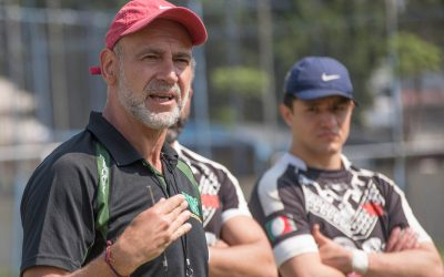 Mexico's sevens Serpents ready to grow in Monaco Olympic Repechage