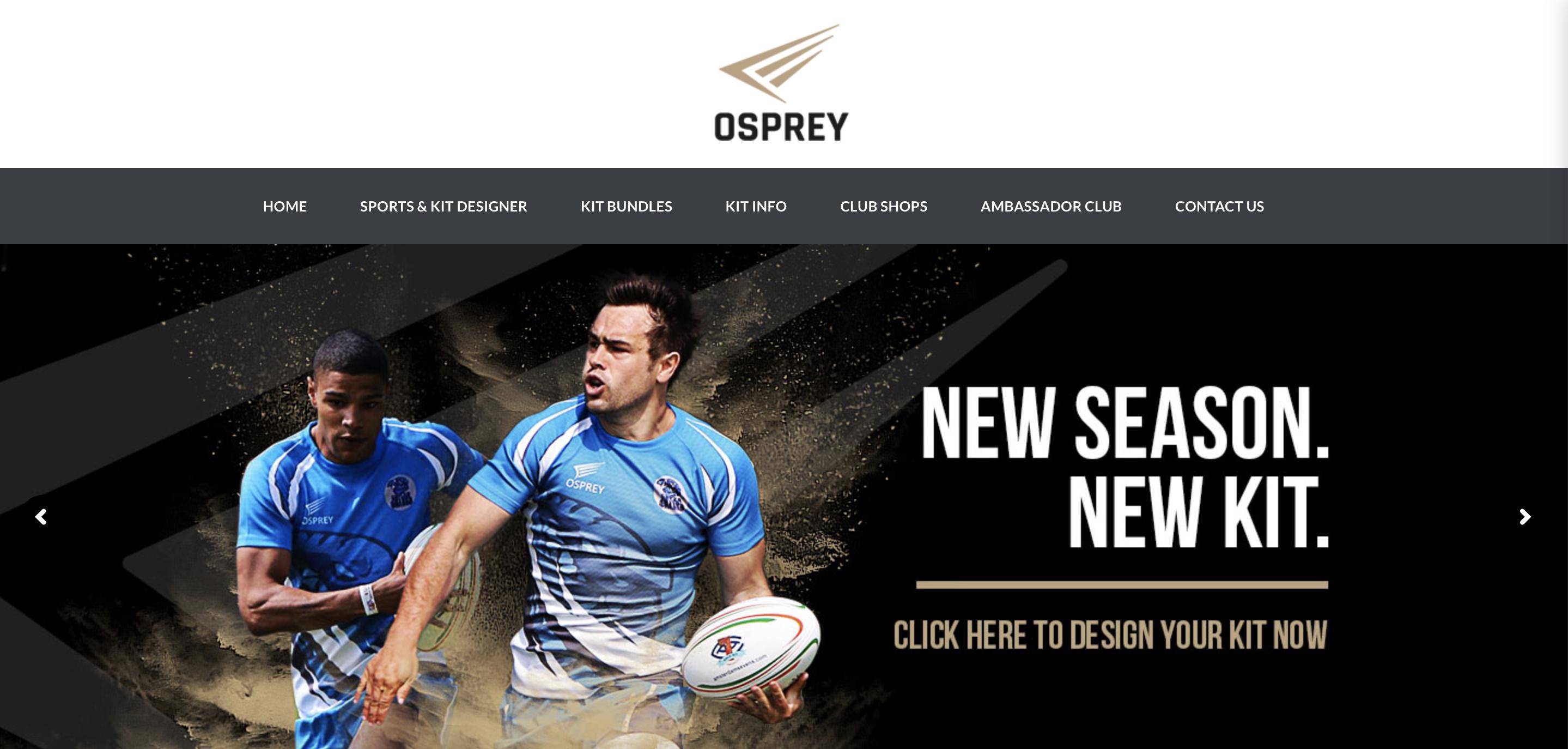 RAN - Osprey Sports