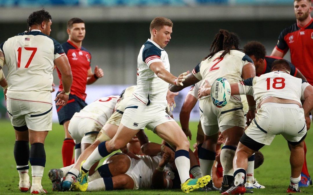 USA Rugby - Rugby World Cup
