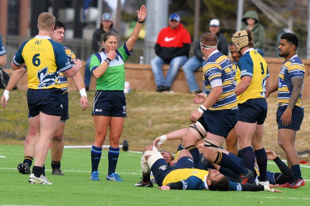 Leah Berard - Rugby