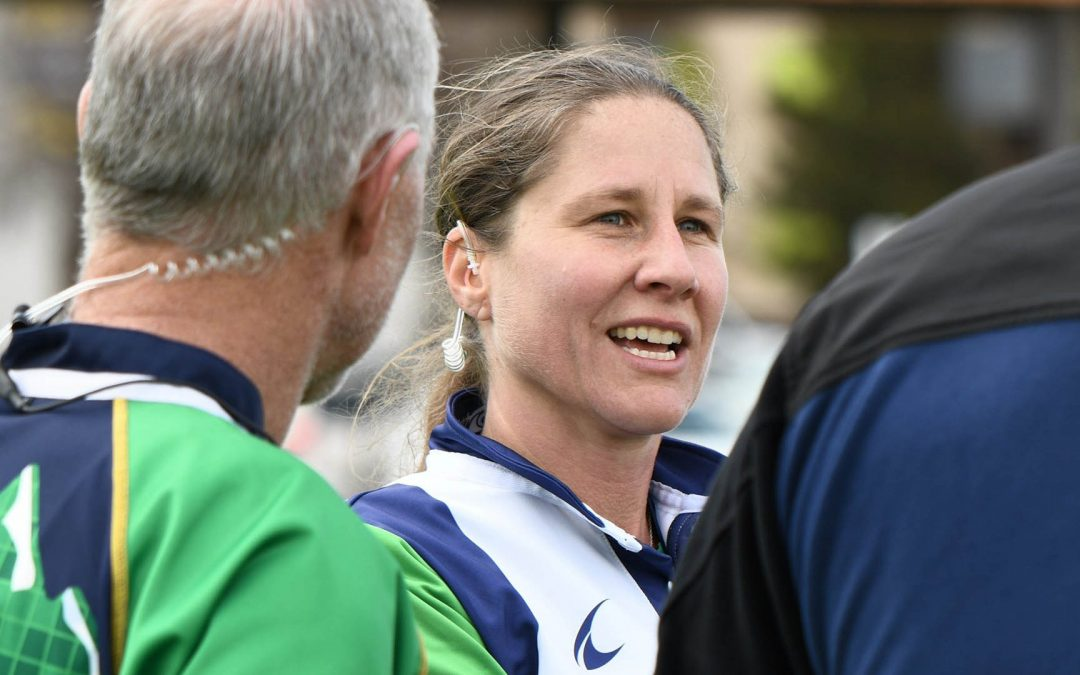 Officiating history: first female RWC final referee set sights on NFL after 20 year career in rugby