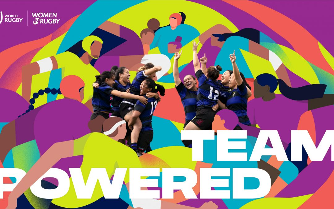 World Rugby launches Team Powered Marketing Campaign
