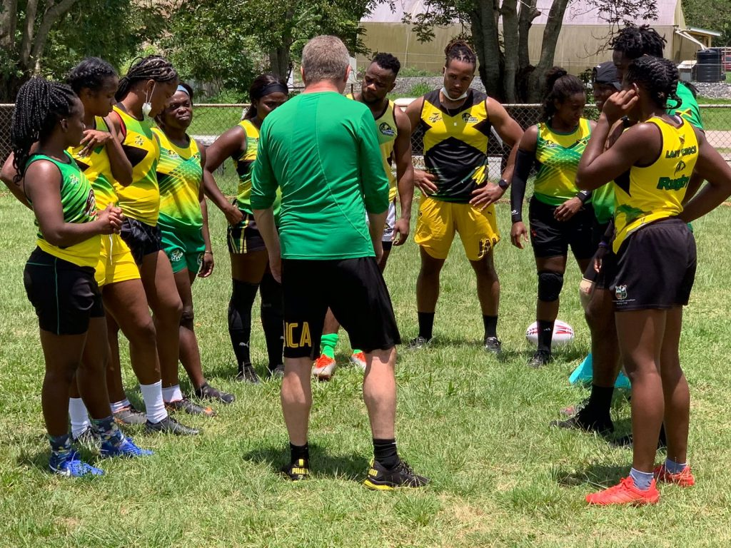 Jamaica Rugby Sevens