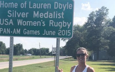Olympics star Lauren Doyle helps to put USA rugby on the map