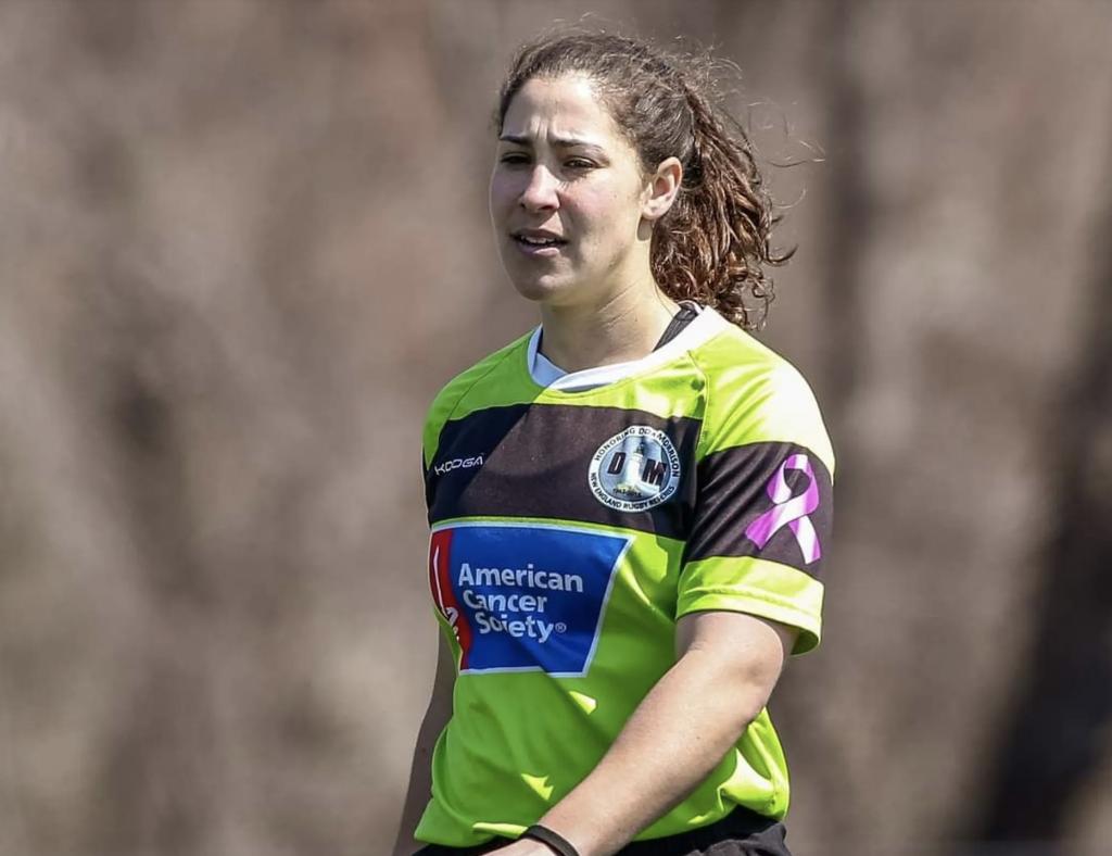 Amelia - Referee story