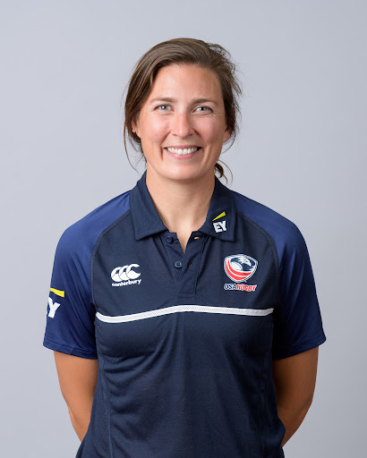 Emilie Bydwell - USA Rugby