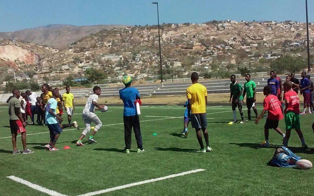 Rugby Haiti