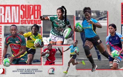 Federación Mexicana de Rugby to host 2022 RAN Super Sevens