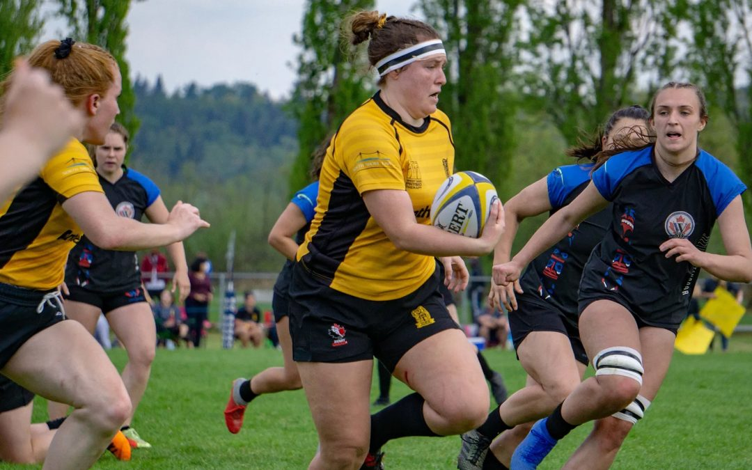 """Jackie Tittley excited to help """"amazing women"""" develop through Rugby Canada leadership programme"""