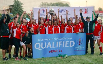 Robin MacDowell's rugby recruitment mission: Inspiring the next generation