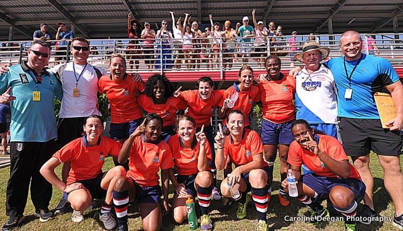 Rhian Minty - Cayman Rugby