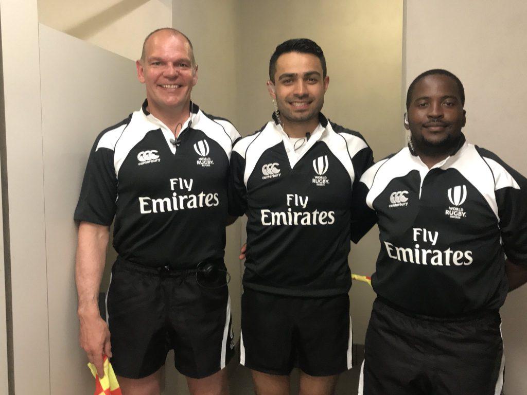 Moe Chaudhry - Rugby