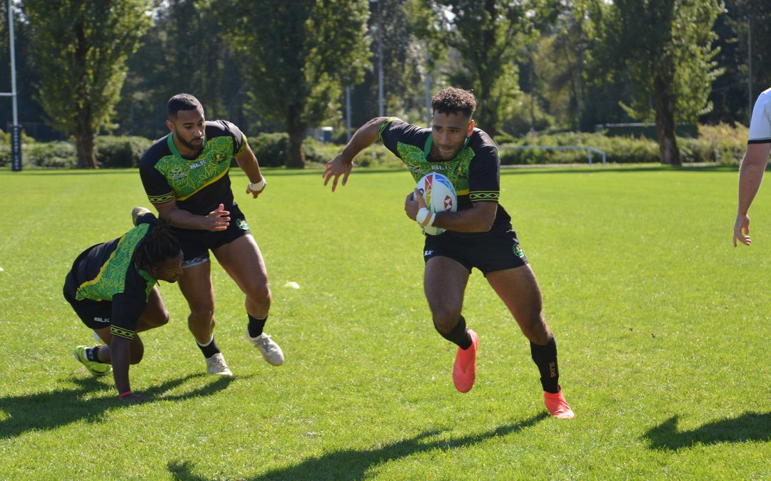 Jamaica set to make HSBC World Rugby Sevens Series Debut in Vancouver