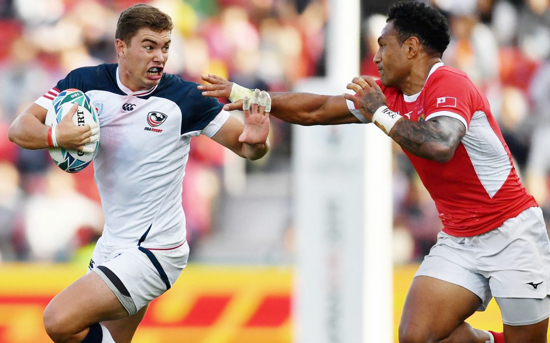 USA Secure RAN #1 seed in RWC Qualification with win over Canada