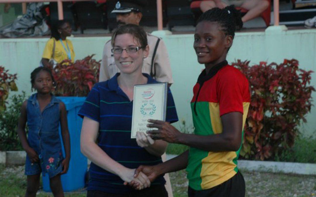 Women in Leadership Directive Profile – Sabola Gray, Guyana