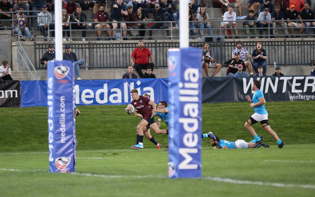 USA travel to Montevideo with narrow lead in RWC 2023 qualification
