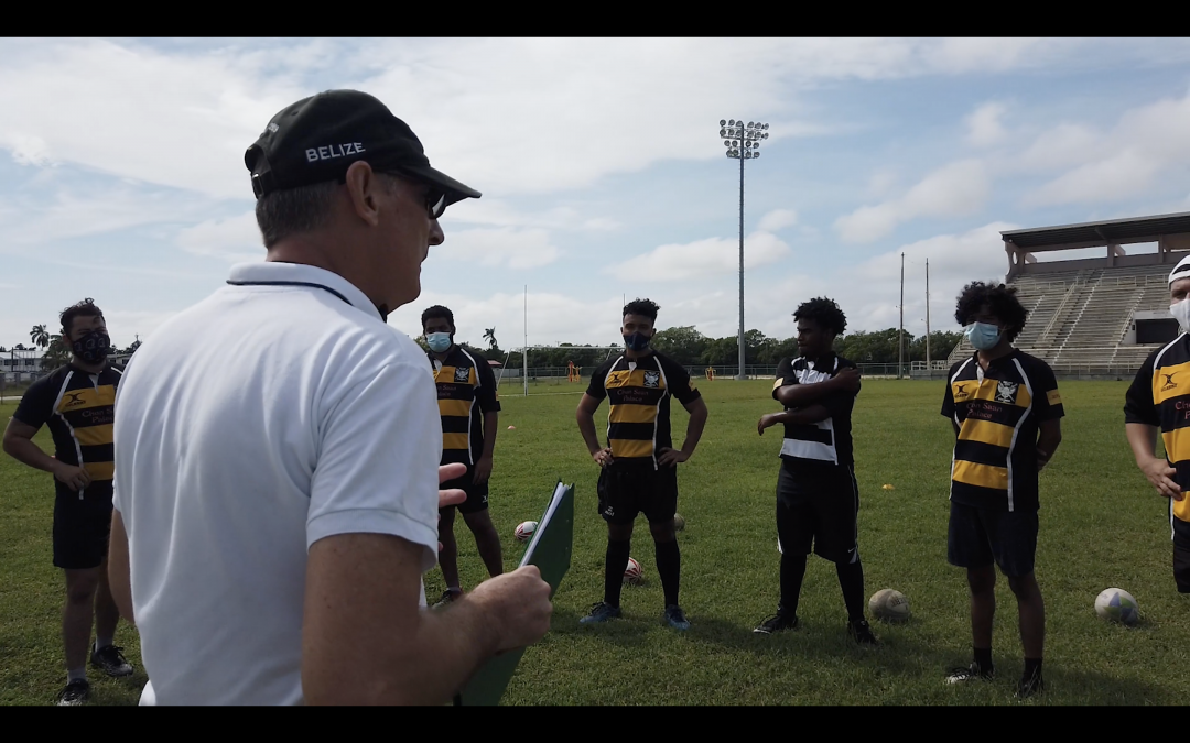 Interview with Rugby Belize President Tony Gillings ahead of Fireminds RAN 7s
